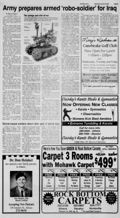 Athens News Courier, January 26, 2005, Page 17