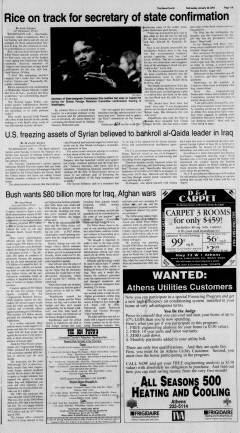 Athens News Courier, January 26, 2005, Page 21