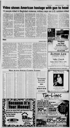 Athens News Courier, January 26, 2005, Page 6