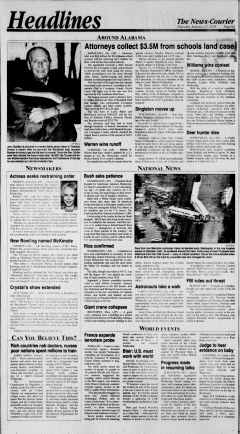 Athens News Courier, January 27, 2005, Page 12