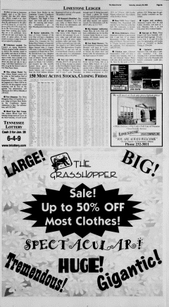 Athens News Courier, January 29, 2005, p. 6