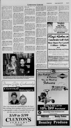Athens News Courier, January 30, 2005, Page 13
