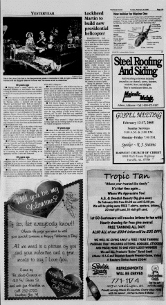 Athens News Courier, January 30, 2005, Page 17