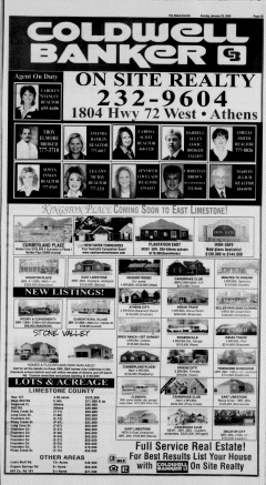 Athens News Courier, January 30, 2005, Page 57