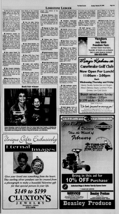 Athens News Courier, January 30, 2005, Page 38