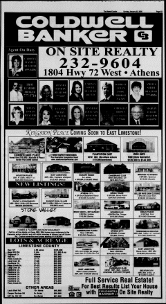 Athens News Courier, January 30, 2005, Page 89