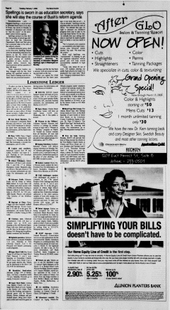 Athens News Courier, February 01, 2005, Page 16