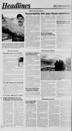 Athens News Courier, February 03, 2005, Page 11