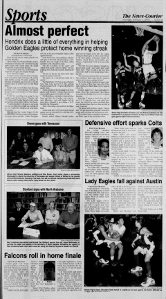 Athens News Courier, February 03, 2005, Page 25