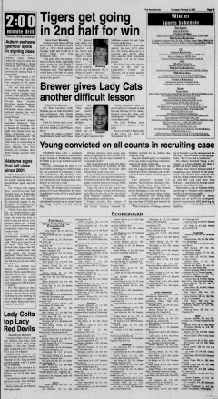 Athens News Courier, February 03, 2005, Page 29