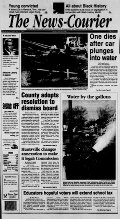 Athens News Courier, February 03, 2005, Page 2