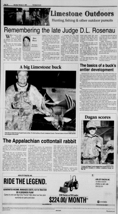 Athens News Courier, February 05, 2005, Page 19