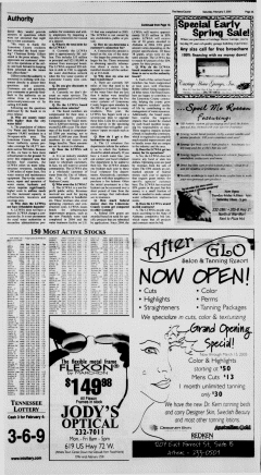 Athens News Courier, February 05, 2005, Page 6