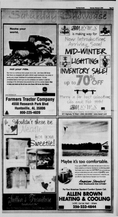 Athens News Courier, February 05, 2005, Page 14