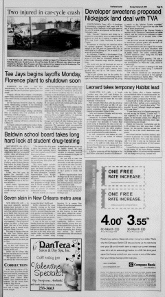 Athens News Courier, February 06, 2005, Page 13