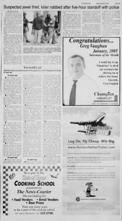 Athens News Courier, February 06, 2005, Page 21