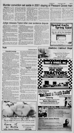 Athens News Courier, February 06, 2005, Page 25