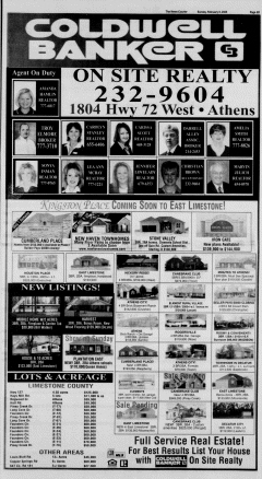 Athens News Courier, February 06, 2005, Page 65