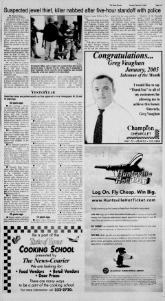 Athens News Courier, February 06, 2005, Page 22