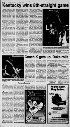 Athens News Courier, February 06, 2005, Page 44