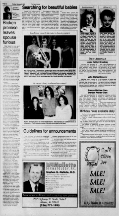 Athens News Courier, February 06, 2005, Page 52
