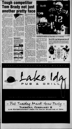 Athens News Courier, February 06, 2005, Page 86
