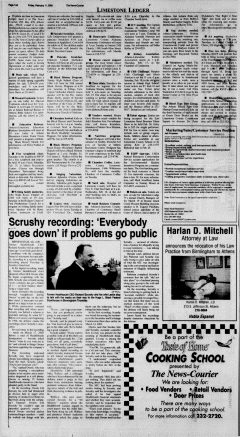 Athens News Courier, February 11, 2005, Page 28