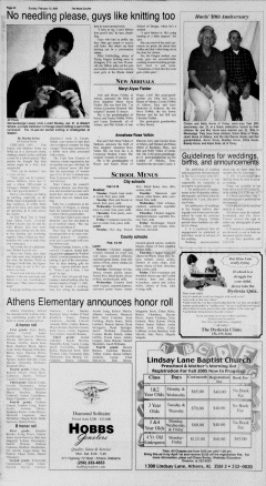 Athens News Courier, February 13, 2005, Page 57