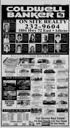Athens News Courier, February 13, 2005, Page 67