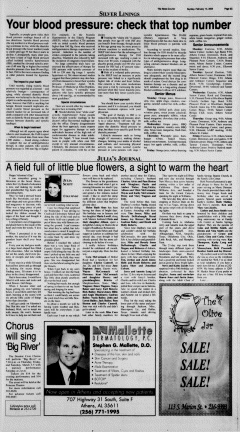 Athens News Courier, February 13, 2005, Page 56