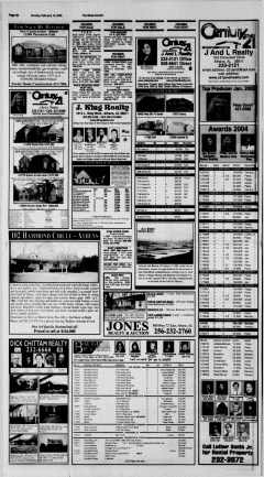 Athens News Courier, February 13, 2005, Page 66