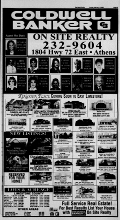 Athens News Courier, February 13, 2005, Page 68
