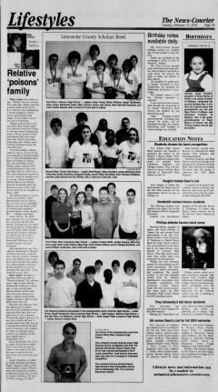 Athens News Courier, February 15, 2005, Page 13