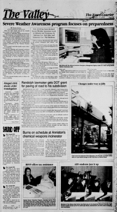 Athens News Courier, February 15, 2005, Page 10