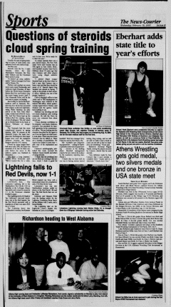 Athens News Courier, February 16, 2005, Page 22