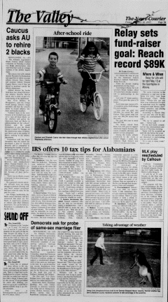 Athens News Courier, February 18, 2005, Page 9
