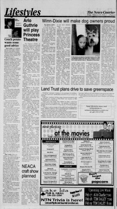 Athens News Courier, February 18, 2005, Page 15