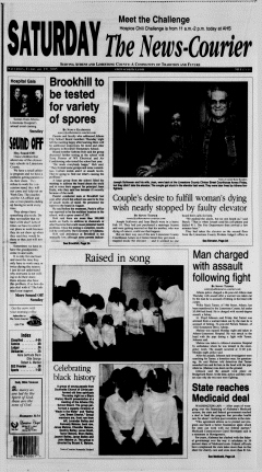 Athens News Courier, February 19, 2005, Page 2