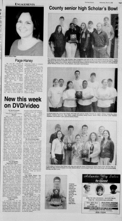 Athens News Courier, March 02, 2005, Page 45