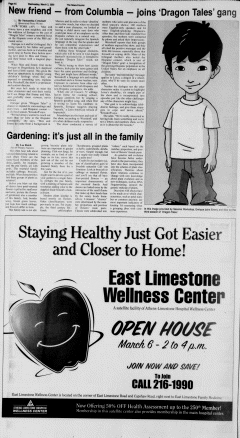 Athens News Courier, March 02, 2005, Page 47