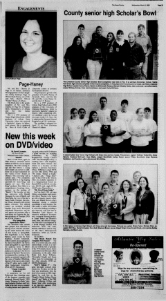 Athens News Courier, March 02, 2005, Page 46