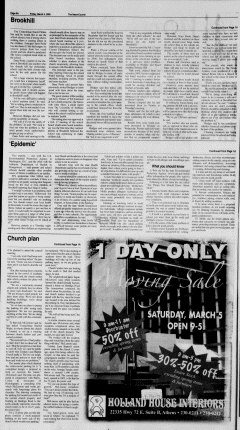 Athens News Courier, March 04, 2005, Page 11