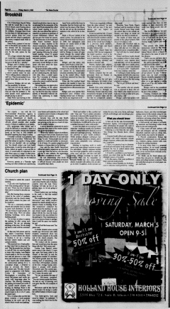 Athens News Courier, March 04, 2005, Page 12