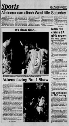 Athens News Courier, March 04, 2005, Page 26