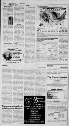 Athens News Courier, March 05, 2005, Page 3