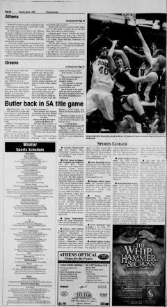 Athens News Courier, March 05, 2005, p. 19