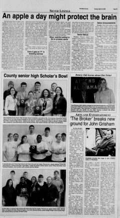 Athens News Courier, March 06, 2005, Page 49