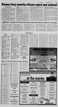 Athens News Courier, March 15, 2005, Page 5