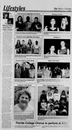 Athens News Courier, March 15, 2005, Page 17