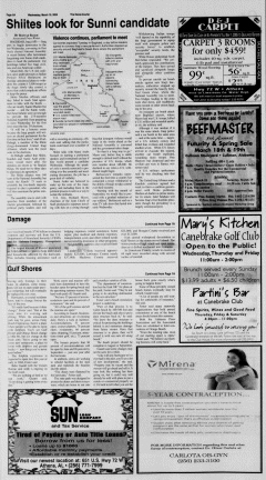 Athens News Courier, March 16, 2005, Page 11